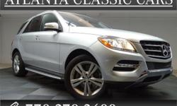 Options:  2014 Mercedes M-Class Ml350|You Are Looking At A Truly Gorgeous 2014 Mercedes-Benz M-Class That Is Ready And Waiting To Pamper Your Every Need. It Is Nicely Equipped With Features Such As La