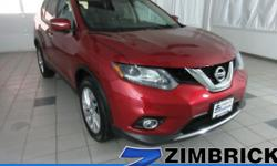 Options:  2014 Nissan Rogue Awd 4Dr Sl 4 Cylinder Engine 4-Wheel Abs 4-Wheel Disc Brakes A/C Adjustable Steering Wheel All Wheel Drive Aluminum Wheels Am/Fm Stereo Auto-Off Headlights Back-Up Camera Bluetooth Brake Assist Bucket Seats Child Safety