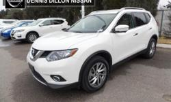 SUPER CLEAN ROGUE SL /// NAVIGATION /// PURCHASED HERE AND SERVICED HERE !!!. Rogue SL, 4D Sport Utility, 2.5L I4 DOHC 16V, CVT with Xtronic, and AWD. Are you looking for an used vehicle that is in incredible condition? Well, with this outstanding-looking