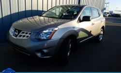 This outstanding example of a 2014 Nissan Rogue Select S is offered by Hertrich Nissan. This vehicle has had only one owner. This Nissan includes:  [SG2] SPLASH GUARDS (PIO) [BLU] BLUETOOTH HANDS FREE