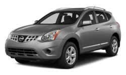 All Wheel Drive! Perfect Color Combination! If you've been hunting for just the right 2014 Nissan Rogue Select, then stop your search right here. This is the perfect SUV that is sure to fit your needs