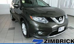Options:  2014 Nissan Rogue Awd 4Dr Sv 4 Cylinder Engine 4-Wheel Abs 4-Wheel Disc Brakes A/C Adjustable Steering Wheel All Wheel Drive Aluminum Wheels Am/Fm Stereo Auto-Off Headlights Back-Up Camera Bluetooth Brake Assist Bucket Seats Cd Player Child