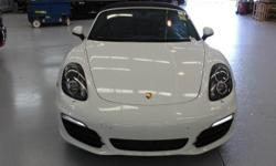 Porsche Of Hawaii is pleased to be currently offering this 2014 Porsche Boxster S with 19,710 miles.    When you purchase a vehicle with the CARFAX Buyback Guarantee, you're getting what you paid for.