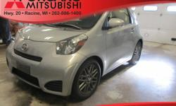 Options:  2014 Scion Iq 10 Series|Silver|Black W/Fabric Upholstery|A Whole New Experience In Car Buying This 2014 Scion Iq Has Less Than 9K Miles.. Big Grins!!! As Much As It Alters The Road This Amaz