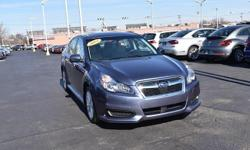 Gurley Leep Motor Werks has a wide selection of exceptional pre-owned vehicles to choose from, including this 2014 Subaru Legacy. Why spend more money than you have to? This Subaru Legacy will help yo
