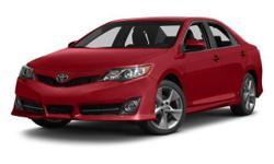 Toyota Certified Used Vehicle 160-Point Quality Assurance Inspection 12 month / 12,000 mile Limited Comprehensive Warranty 7 year / 100,000 mile Limited Powertrain Warranty 1- year of Roadside Assista