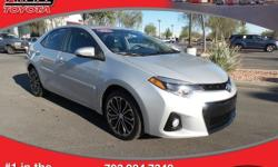 CARFAX 1-Owner, ONLY 38,318 Miles! PRICED TO MOVE $200 below Kelley Blue Book!, EPA 37 MPG Hwy/29 MPG City! iPod/MP3 Input, Bluetooth, CD Player, Back-Up Camera, S PLUS PACKAGE, BODY SIDE MOLDINGS, Al
