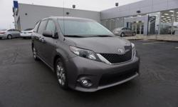There is no better time than now to buy this gorgeous 2014 Toyota Sienna. This Sienna is nicely equipped. This fantastic Toyota is one of the most sought after used vehicles on the market because it N