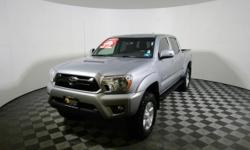 At Mountaineer Automotive we are dedicated to exceeding our customers expectations and guaranteeing satisfaction. Speaking of expectations, this 2014 Toyota Tacoma is sure to go above and beyond! Here