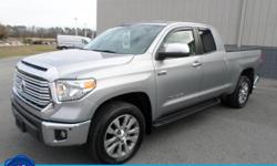 Hertrich Toyota of Milford is honored to present a wonderful example of pure vehicle design... this 2014 Toyota Tundra 4WD Truck Double Cab 5.7L V8 6-Spd AT LTD only has 29,129 miles on it and could p