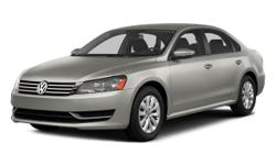 Artificial Leather. Turbo! Hey! Look right here! 2014 Volkswagen Passat FWD.   This terrific-looking 2014 Volkswagen Passat is the rare family vehicle you have been hunting for. Load this car down wit