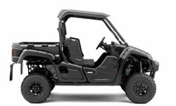 """Make: Yamaha Mileage: 1 Mi Year: 2014 Condition: New SHARP RIDE WITH 28"""" ZILLA TIRES Viking EPS SE Hits the Mark! The new Viking Special Edition is sure to turn heads with its tactical black color and"""