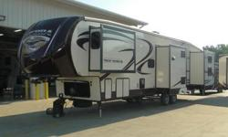 Stock Number: 724074. SIERRA offers the recreational vehicle family a great line up. The professionally designed and appointed interiors give SIERRA a warmth and character found only in more expensive