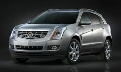 Coming Soon! Just Acquired, Call For Details.  CARFAX One-Owner. 2015 Cadillac SRX Luxury, in Silver Coast Metallic and Shale/Brownstone Accents Leather, low miles, only 26194 on the odometer!, Leathe