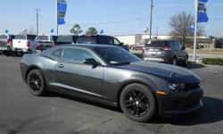 Contact Crain Hyundai Of Fort Smith today for information on dozens of vehicles like this 2015 Chevrolet Camaro LT. The Chevrolet Camaro LT will provide you with everything you have always wanted in a