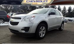 Options:  2015 Chevrolet Equinox Ls|Ls 4Dr Suv|**Fwd - Great All Year 'Round - Better Mpg!. Silver Bullet! Come To Frank Beck Chevrolet! Chevrolet Has Done It Again! They Have Built Some Terrific Vehi