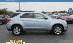 This 2015 Chevrolet Equinox LT in is well equipped with: 32/22 Highway/City MPG Awards:  * 2015 JD Power Initial Quality Study  * 2015 IIHS Top Safety Pick Reviews:  * Premium look inside and out; str