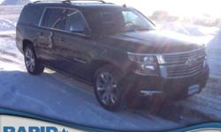 Thank you for visiting another one of Rapid Chevrolet's online listings!  Please continue for more information on this 2015 Chevrolet Suburban LTZ with 46,154 miles.   This SUV is a great example of b