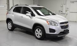 This 2015 Chevrolet Trax LTZ is proudly offered by Eddy's Chrysler Jeep Dodge Ram The Chevrolet Trax is the benchmark all other SUVs strive to meet. With exceptional power, towing and handling, this S