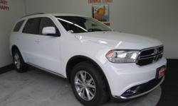 Options:  2015 Dodge Durango Limited|White Knuckle/|V6 3.6 L Automatic|18068 Miles|Nav & Power Liftgate Group (Gps Navigation|Hd Radio|Power Liftgate|3Rd Row Seats: Split-Bench|8.4 Touchscreen Display