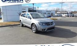 Introducing the 2015 Dodge Journey R/T! Featuring a 3.6L V6 with only 25,523 miles. THIS 2015 DODGE JOURNEY INCLUDES LEATHER SEATS, HEATED SEATS, HEATED STEERING WHEEL, PUSH BUTTON START, BACK UP CAME