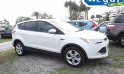 Perfect Color Combination! Regal Honda means business! How do you beat the price at the pump? Just try this this fuel-efficient 2015 Ford Escape on for size, that's how. It will take you where you nee
