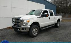 Welcome to Hertrich Frederick Ford This is a Certified Ford Super Duty F-250 SRW, which means it has been thoroughly inspected against a set of stringent standards. Only vehicles that pass this inspec