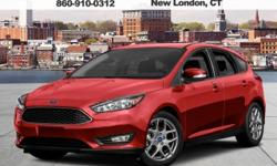 2015 Ford Focus SE 2.0L 4-Cylinder DGI DOHC Red ***CLEAN CAR FAX, Focus SE, 4D Hatchback, 2.0L 4-Cylinder DGI DOHC, Equipment Group 200A.Clean CARFAX. CALL OUR INTERNET SALES MANAGER BEAR DALTON FOR M