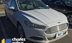 One Owner, Clean Autocheck, and FORD CERTIFIED!!. I4 Hybrid, 17 Unique Aluminum Wheels, ABS brakes, Cloth Front Bucket Seats, Compass, Electronic Stability Control, Exterior Parking Camera Rear, Front