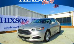 Hixson Autoplex of Alexandria has a wide selection of exceptional pre-owned vehicles to choose from, including this 2015 Ford Fusion. Drive home in your new pre-owned vehicle with the knowledge you're