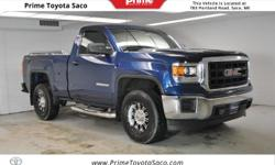 2015 GMC Sierra 1500 in Stone Blue Metallic! With these sought after options: Four Wheel Drive, Back Up Camera, Power Locks, Power Windows, Cruise Control, Keyless Entry, Alloy Wheels, Passed Rigorous Safety Inspection Performed by Certified Technician.
