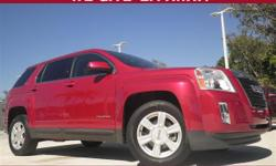 AWD. Red Hot! Your lucky day! Previous owner purchased it brand new! Want to save some money? Get the NEW look for the used price on this one owner vehicle. This Terrain has only been gently used and