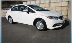 =====BLUETOOTH---- BACKUP CAMERA====                                    HONDA CERTIFIED WARRANTY Check out this gently-used 2015 Honda Civic HF we recently got in. This 2015 Honda Civic HF comes with