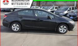 AUTOMATIC TRANSMISSION, Bluetooth, Backup Camera, Cruise Control, Keyless Entry, Power Locks, Power Windows, Bluetooth, Hands-free, CD Player, USB Charging Ports, and Bluetooth, Hands-Free. Civic LX A