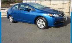 ======BLUETOOTH---- BACKUP CAMERA==== HONDA CERTIFIED WARRANTY  Thank you for your interest in one of Sussex Honda's online offerings. Please continue for more information regarding this 2015 Honda Ci
