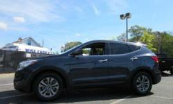 After you get a look at this beautiful  2015 Hyundai Santa Fe Sport you'll wonder what took you so long to go check it out! This Santa Fe Sport has been driven with care for 18800 miles. If you're rea