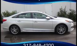 Looks and drives like new. Yes! Yes! Yes! There isn't a cleaner 2015 Hyundai Sonata than this unblemished creampuff. Hyundai Certified Pre-Owned means you not only get the reassurance of up to a 10yr/100,000 mile limited powertrain warranty, but also a
