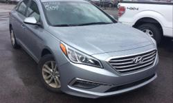 All in One Central Location. Are you looking for a fantastic value in a vehicle? Well, with this charming-looking 2015 Hyundai Sonata, you are going to get it.. This outstanding Hyundai is one of the