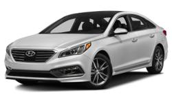 2015 Hyundai Black Sonata Certified. Clean CARFAX. CARFAX One-Owner. ABS brakes, Alloy wheels, Compass, Electronic Stability Control, Emergency communication system, Front dual zone A/C, Heated door m
