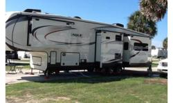 2015 Jayco Eagle Premier 361REQS For Sale in Preemption, Illinois 61276 This 2015 Jayco Eagle Premier 361REQS Fifth Wheel is merely seven months old and ready to provide the ideal balance of excitemen