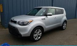 Check out this gently-used 2015 Kia Soul we recently got in with only one owner. Reliability is something you can count on when you purchase a Certified Pre-Owned vehicle like this Kia Soul +. The Kia