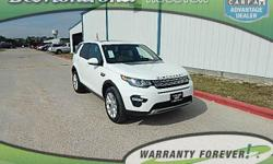 ** LIKE NEW**Please call Martin today to check availability and receive the discounted Internet price on this one owner nicely equipped 2015 Land Rover Discovery Sport AWD that comes with standard lea