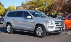 Black w/Leather Seat Trim. Don't let the miles fool you! Turbo! Are you interested in a simply outstanding SUV? Then take a look at this gorgeous 2015 Mercedes-Benz GL-Class. Take some of the worry ou