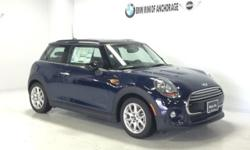 Heated Seats, Sunroof, Bluetooth, iPod/MP3 Input, COLD WEATHER PACKAGE, PREMIUM PACKAGE, ROOF RAILS. Hardtop 2 Door trim, MINI Yours Lapisluxury Blue exterior and Carbon Black Leatherette interior. EP