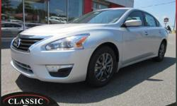 Looking for a clean, well-cared for 2015 Nissan Altima? This is it. If you are looking for a vehicle with great styling, options and incredible fuel economy, look no further than this quality automobi
