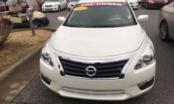 Crain Hyundai of Bentonville has a wide selection of exceptional pre-owned vehicles to choose from, including this 2015 Nissan Altima. Outstanding fuel economy and sleek styling are two great reasons