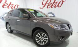 2015 Nissan PathfinderCARFAX One-Owner. Clean CARFAX.CarFax One Owner, New Tires, New Brakes, Cruise Control, Performed 4 Wheel Alignment and Nitrogen Service, New Wiper Blades and Air Filters.27/20 H