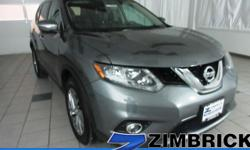Options:  2015 Nissan Rogue Fwd 4Dr Sl 4 Cylinder Engine 4-Wheel Abs 4-Wheel Disc Brakes A/C Adjustable Steering Wheel Aluminum Wheels Am/Fm Stereo Auto-Off Headlights Back-Up Camera Bluetooth Brake Assist Bucket Seats Child Safety Locks Compact Spare