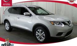 Real Winner! Switch to McLarty Nissan NLR! 2015 Nissan Rogue S FWD.  Imagine yourself behind the wheel of this superb-looking 2015 Nissan Rogue. Go where others fear to tread!  McLarty Nissan of North