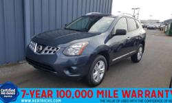 Hertrich Nissan is honored to present a wonderful example of pure vehicle design... this 2015 Nissan Rogue Select S only has 13,396 miles on it and could potentially be the vehicle of your dreams! Thi